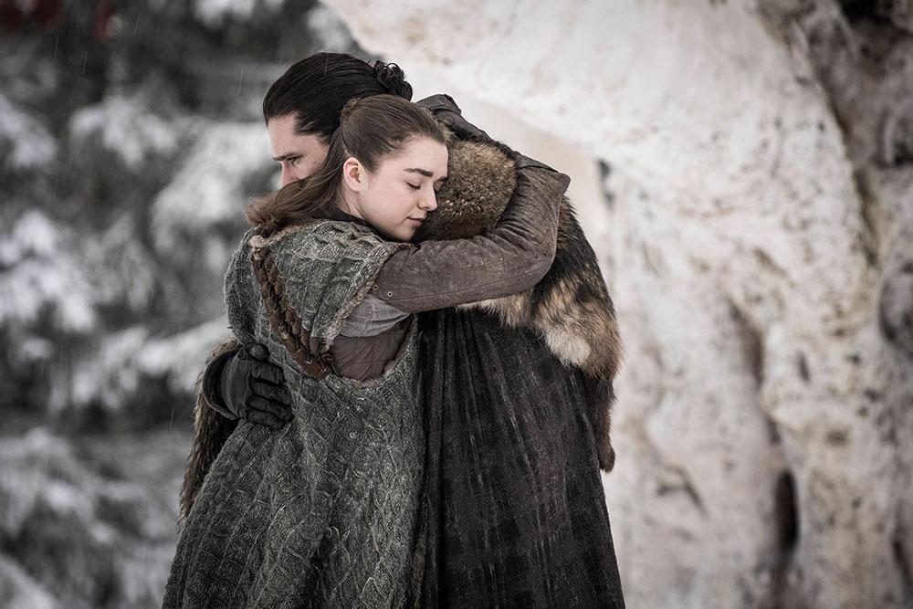 Game of Thrones emociona con su contenido