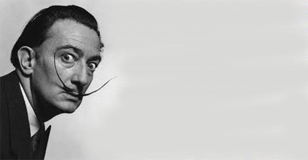 Salvador Dalí construyó una poderosa marca personal