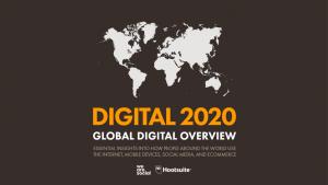 Digital 2020: Visión Digital Global