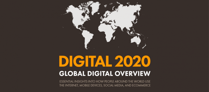 Digital 2020: Visión Digital Global