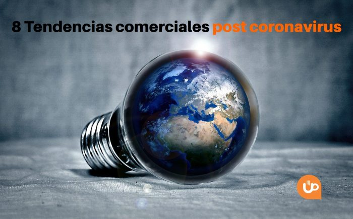 8 Tendencias comerciales post coronavirus