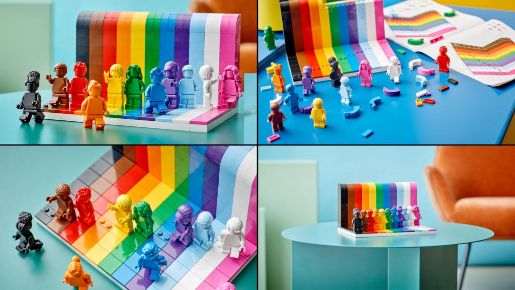 Set de LEGO LGBTI